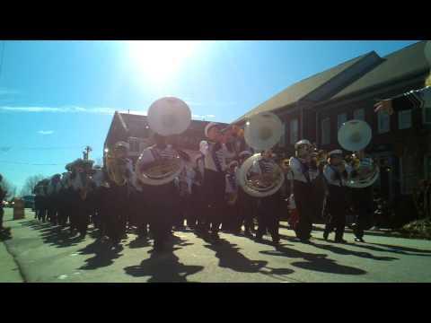 Grimsley High School band