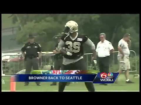 Brandon Browner announces return to Seattle Seahawks on social media