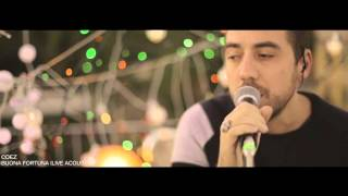 "Coez - From the Rooftop 01x01 - ""Buona fortuna"" (Live Acoustic)"