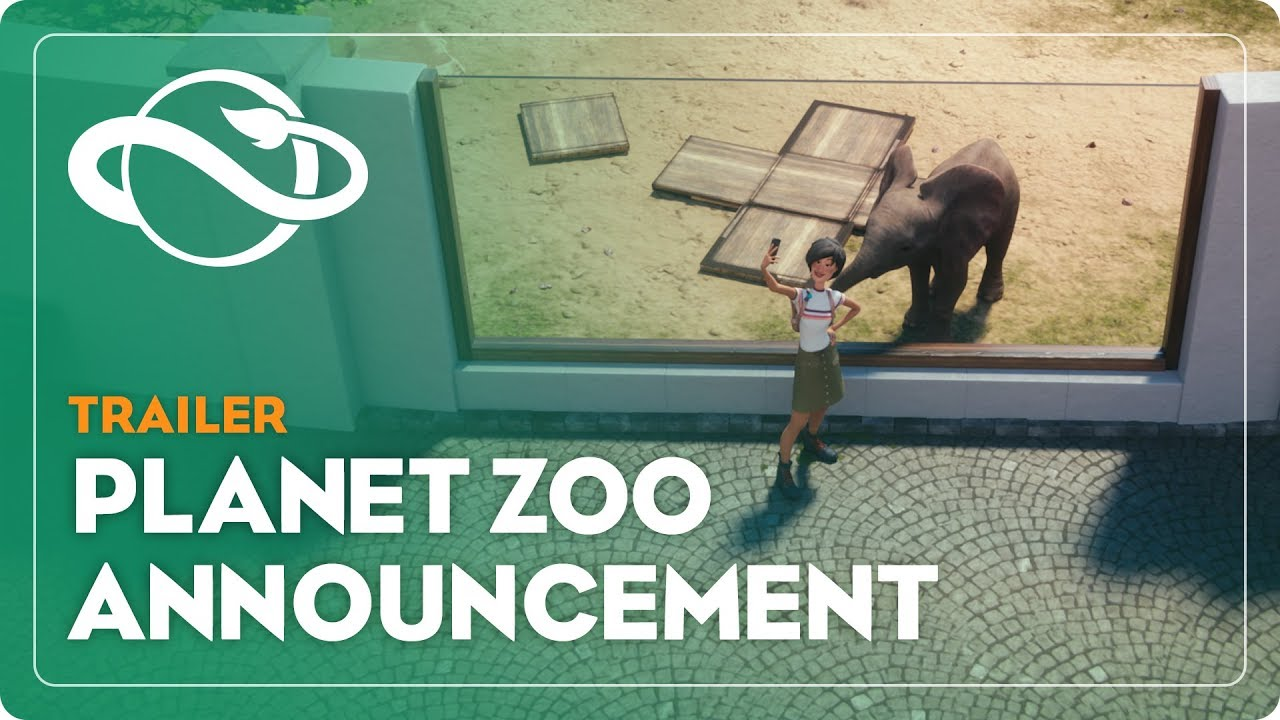 Planet Zoo' is the modern 'Zoo Tycoon' we've been waiting for