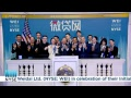 First Day of Trading Weidai Ltd. (NYSE: WEI)
