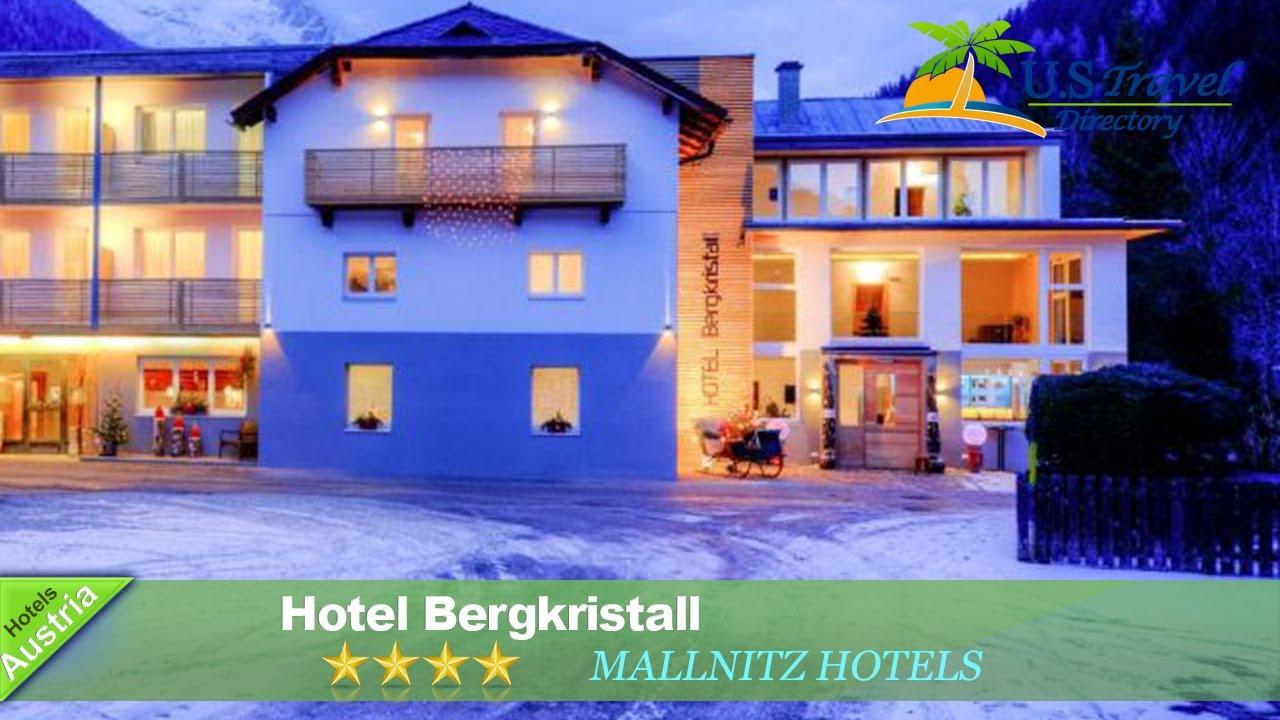 Hotel Bergkristall - Mallnitz Hotels, Austria - YouTube