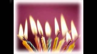joyeux anniversaire dans toutes les langues du monde/ happy birthday