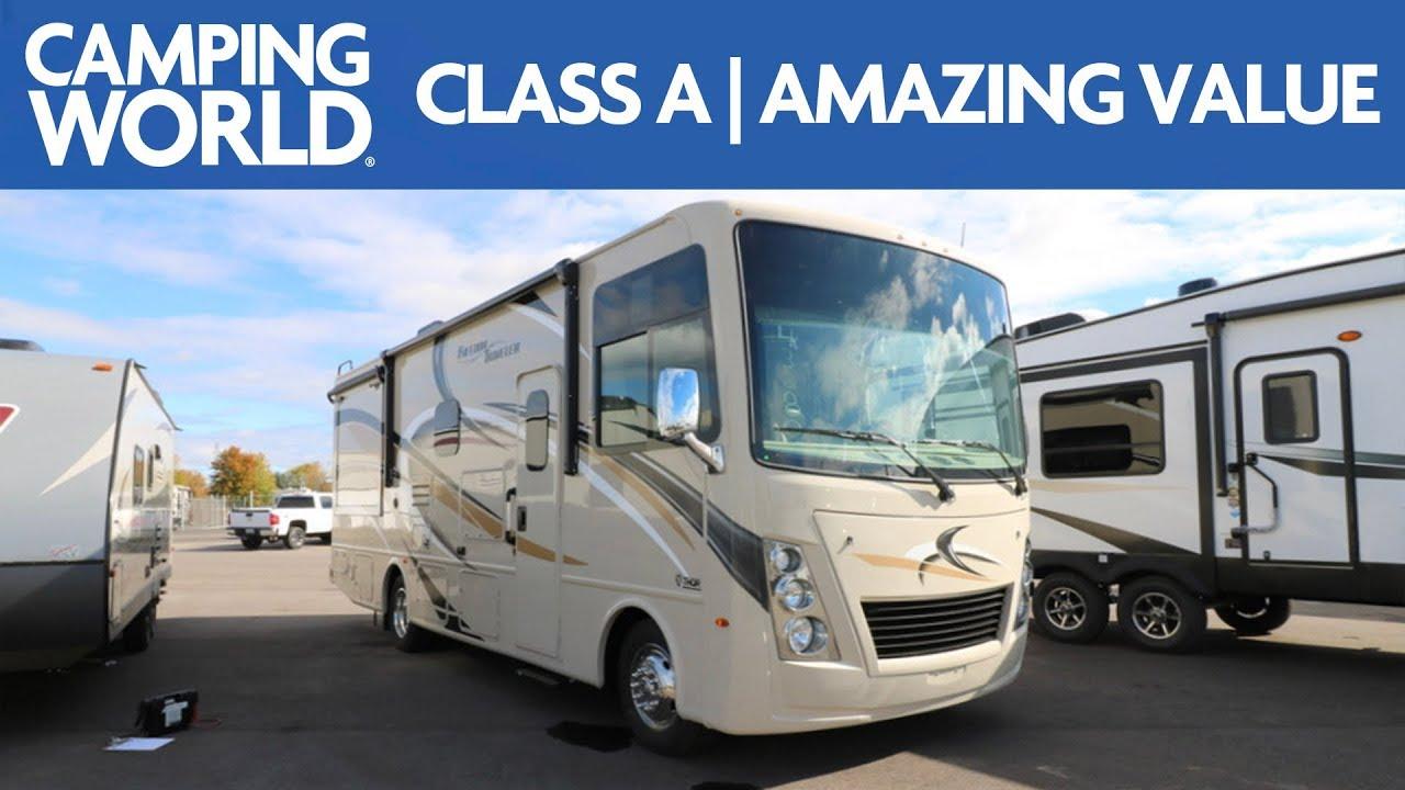 2019 Thor Freedom Traveler A27 Class A Motorhome Rv Reviews