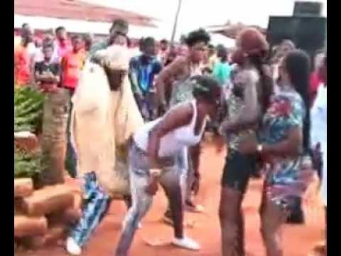Azonto Dance In Benin