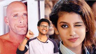 Priya Prakash Varrier (Valentine day V/s Mahashivratri) | Manikya Malaraya Poovi | Oru Adaar Love