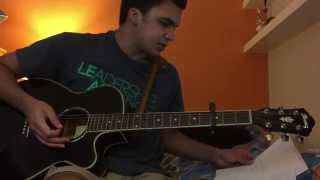That was then, this is now- Josh Wilson- Guitar tutorial