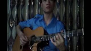 (ABBA) Happy New Year - Guitar fingerstyle