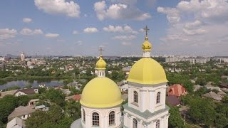 Біла Церква - з висоти пташиного польоту.