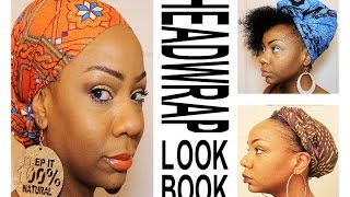 45 Head Wrap Styles For The Long Short And Loc D Naturallycurly Com