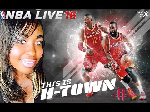 """NBA Live 16 - FUNNY - Cooking Some Nuggets"""" 