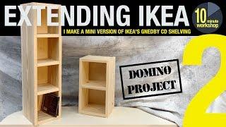 Extending Ikea Part 2 [video #297]