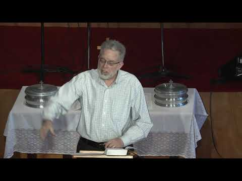 6 May 2018 – Dr. Leslie McCurdy - 'Creation—with a Dash of Controversy' – Genesis 1:1-14
