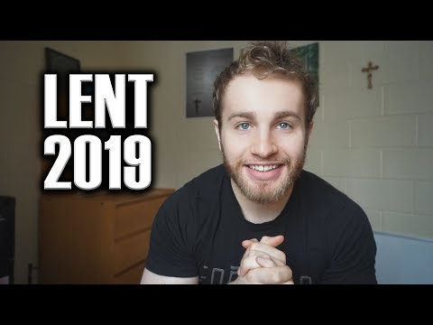 What to Do for Lent 2019