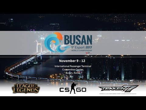 9th Esports World Championship Day 3