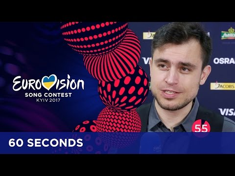 60 Seconds with Omar Naber from Slovenia