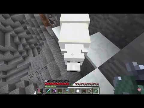 Minecraft   КАК ПРИРУЧИТЬ МЕДВЕДЯ Серия 89   YouTube — Яндекс Браузер 17 10 2018 23 02 35