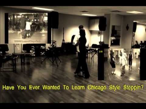 Online Chicago Style Steppin Lesson Check Below New Website Youtube