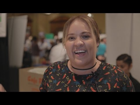 Cafe Rio Mexican Grill at the Largest Mixer
