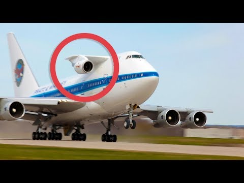 5 Most Incredible Boeing 747 Versions