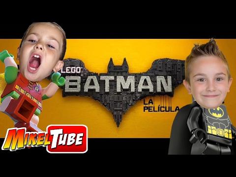 Vlog. Cine con Lego Batman La Película, Burger y Unboxing 70909