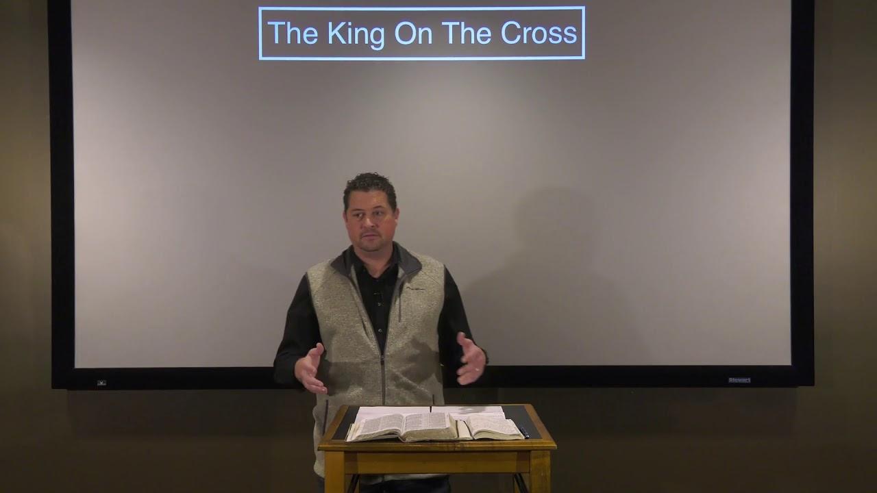 Studies in John - #119: The King On The Cross