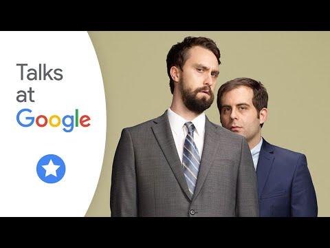 "Jake Weisman, Matt Ingebretson, Pat Bishop: ""Comedy Central's Corporate"" | Talks at Google"