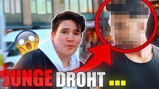JUNGE DROHT und DISST...!😱 | LEUTE VERA*SCHT (Humor) | Denizon