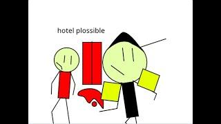 (Roblox Hôtel) pas possible je suis cloundy plus tard. #Roblox