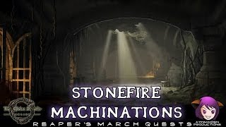 ★ Elder Scrolls Online ★ - L38 Stonefire Machinations