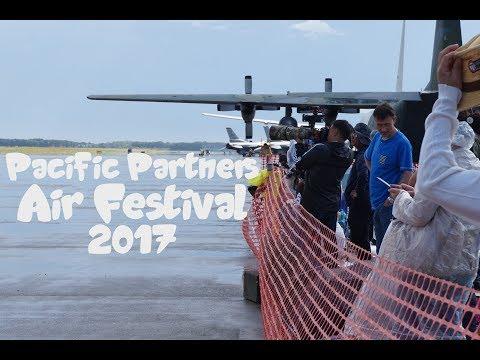 Pacific Partners Air Festival 2017 |Japan Life|