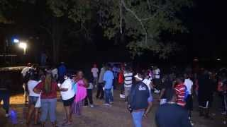 Repeat youtube video 2015 Footwash Festival - Big Brown Hot Spot 042 - Dancing