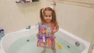 У Малены новая кукла Barbie (Mattel) Радужная русалочка