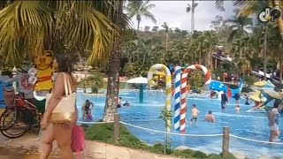 Parque aquático de Saloá -PE sundown parke atrações