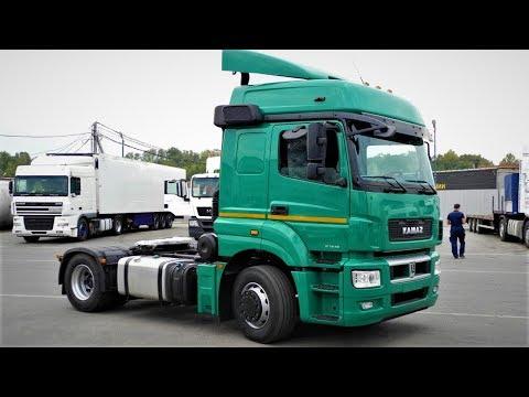 КАМАЗ 5490 S5 - Продаю с пробегом 107.000 км / тягач 2017 года