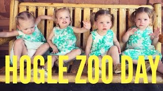 A TRIP TO THE ZOO FOR ST PATRICK