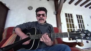 Poupée de cire poupée de son FRANCE GALL cover guitare