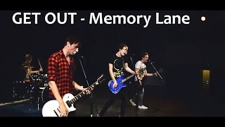 Memory Lane - Get Out (Official Video)
