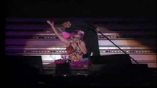 Madonna - 08. Medley: Dress You Up / Material Girl / Like a Virgin (Who's that Girl World Tour)