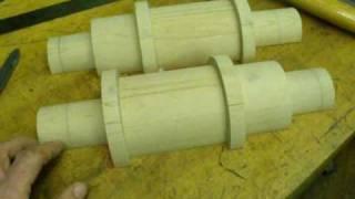 FOUNDRY PATTERN MAKING part 4 Steam Engine metal casting tubalcain