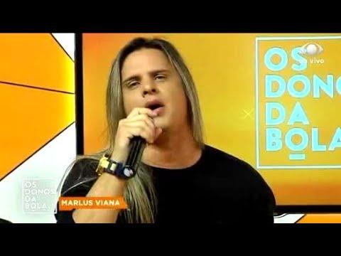 Marlus Viana Lança CD Acustico Em Programa Da Bahia