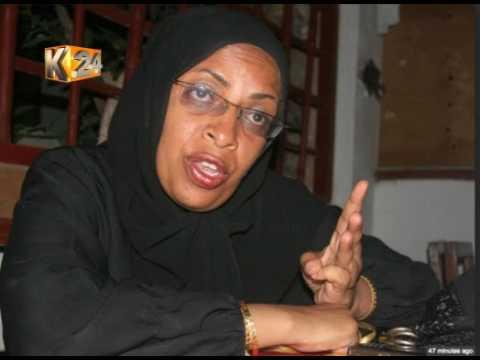 Wanajeshi wamuokoa katibu Maryam al Maawy na maafisa 6 wa serikali