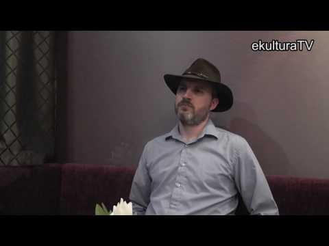 Dan Wells interjú - ekulturaTV