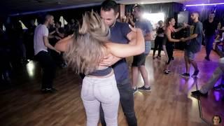 Tzvika And Hadar @Sensual Bachata Dance[Imitadora]