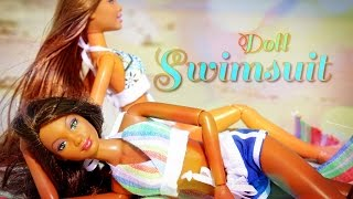 How to Make a Doll Swimsuit