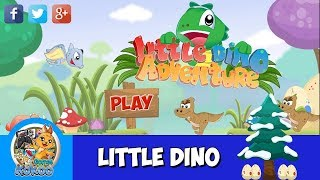 Little Dino Adventure Dinosaur Game Play Free Online Games Android/iOS iPad Gameplay,!..