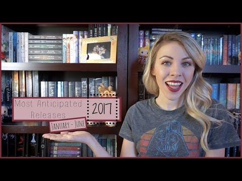 Most Anticipated Releases | SPRING 2017