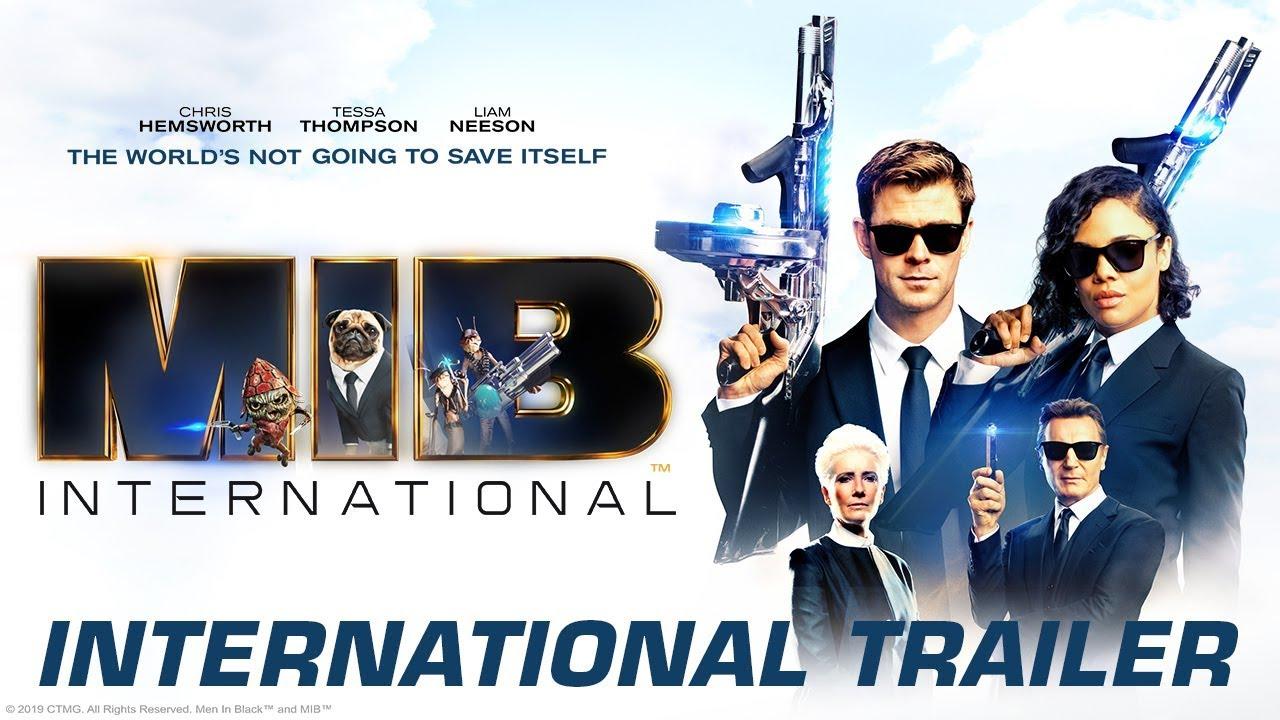 Men In Black International Official International Trailer 2 Sub Indo Youtube