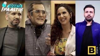 Sports Paaltix Episode 4 - Aamir Sohail HBLPSL V  - Khalid Butt - Anoushay Abbasi - Faizan Najeeb