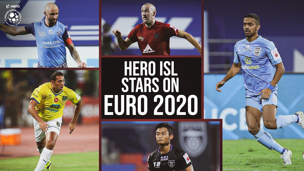 Hero ISL stars predict the winner of #UEFAEuro2020